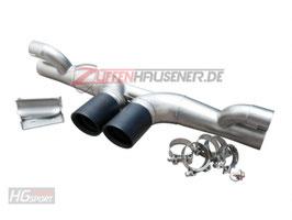 Zuffenhausener Center Pipe für Porsche 997 GT3 Modelle