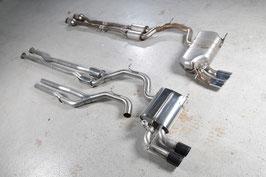 Audi RS3 8P Milltek ECE Klappenabgasanlage