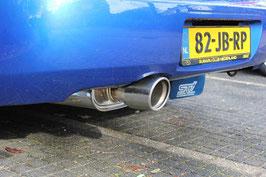 Invidia Q300 Catback Exhaust - Impreza WRX/STI ab 00