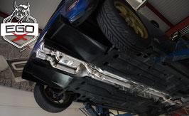 """2,75"""" Klappenabgasanlage mit EWG für Mini Cooper S und JCW R56 57 58 59"""