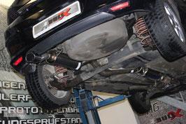 """3"""" Abgasanlage ab Kat für Opel Astra H GTC 2.0 Turbo"""