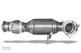 HJS Downpipe mit EWG-Betriebserlaubnis für Ford Fiesta 1.6 ST