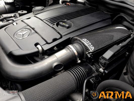 Pipercross V1 Carbon Intake Mercedes-Benz E-Klasse (W212) E200 +E 250