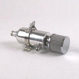 0,5 Liter Aluminium Ölcatchtank Dash 10 für KuWe Entlüftung
