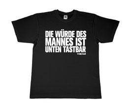 Tshirt-Männer, Die Würde...