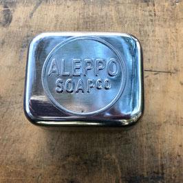 A. Soap Co, handgeschmiedete Seifendose (Aluminium)