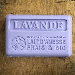 Bio-Eselsmilch Lavendel (100g)