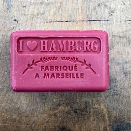 I LOVE HAMBURG  (rot, 100g)