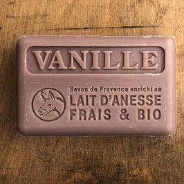 Bio-Eselsmilch Vanille (100g)