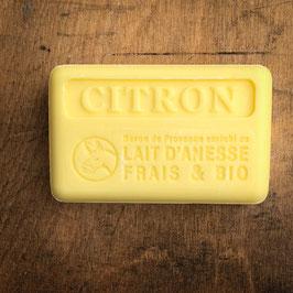 Bio-Eselsmilch Zitrone (100g)