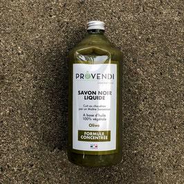 Schwarze Seife - Savon noir (1 Liter in der Kunststoffflasche)