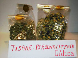 Tisana Antistress, Tisana Digestiva