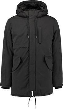 Hailys Winter Longjacket Anton black