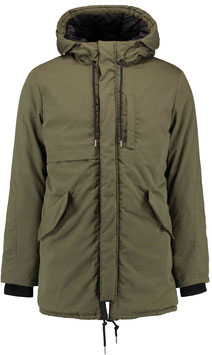Hailys Winter Longjacket Anton khaki