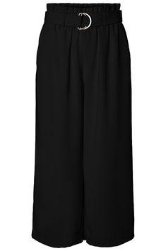 Vero Moda Culotte Coco 3/4 schwarz