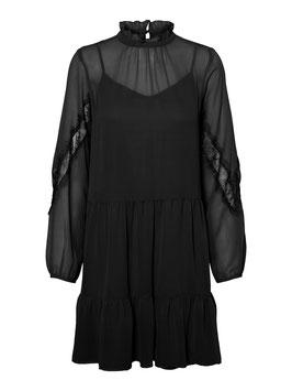Vero Moda Kleid Ingeborg black