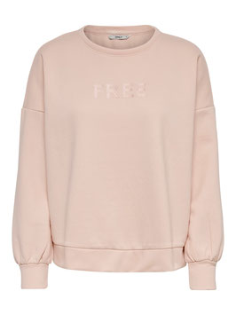 ONLY Amelia Sweatshirt rosa