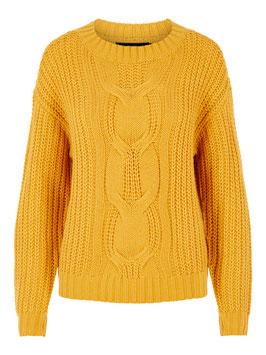 Vero Moda Pullover Presley Amber Gold