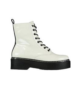 Hailys Plateau Boot Mary weiß