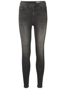 Vero Moda  Skinny Jeans Sophia dark grey denim