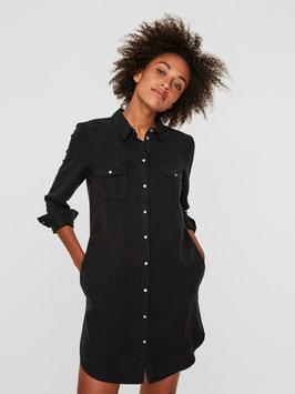Vero Moda Hemdkleid Silla black