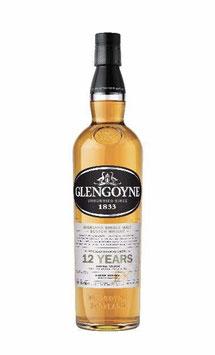Glengoyne 12 years old | single malt scotch whisky