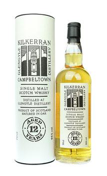 Kilkerran Campbeltown Single Malt | 12 years old