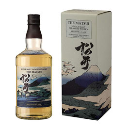The Matsui | Mizunara Cask | Single Malt Japanese Whisky | Kurayoshi Distillery