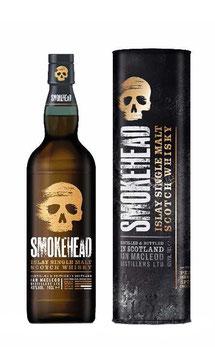 smokehead  | single Malt