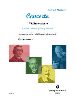 Concerto - Klavierauszug 1
