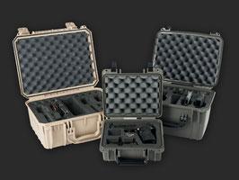 Seahorse Pistolenkoffer / Waffenkoffer
