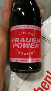 Frauenpower Pet Nat 0,75l Vin de la Gamba