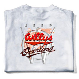 T-Shirt Willys Overland Logo