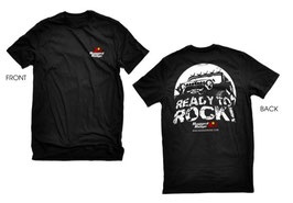 "T-Shirt ""Ready to Rock"""