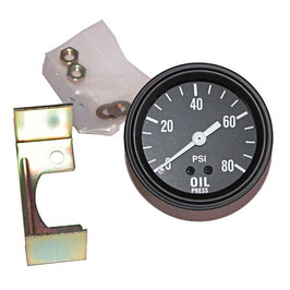 WO-640764 Instrument Öldruck