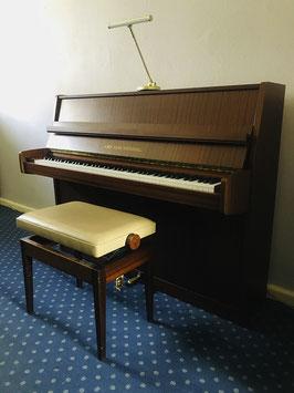 Klavier Grotrian Steinweg: holzfarben