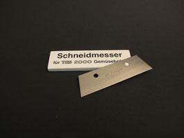 Ersatzmesser TNS 2000
