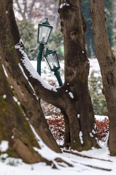 20 - I lampioni innamorati sotto la neve