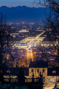 05 - Vista panoramica da Villa della Regina alle Alpi