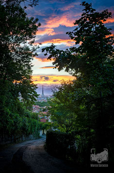 17 - Il tramonto perfetto