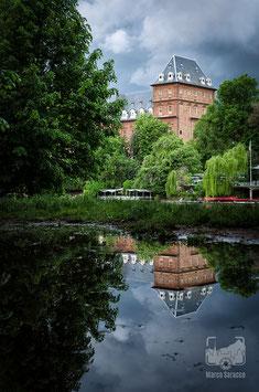 16 - Il Castello del Valentino dopo un temporale