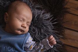 Neugeborene/Baby Fotoshootings Gutschein 1h