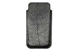 Handyetui iPhone 6 und 7 in Schwarz