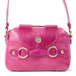 Handtasche Louvet in Pink