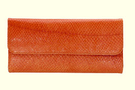 Clutch Mayreau in Orange (Hermitage)