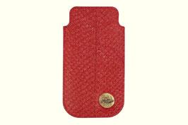Handyetui Apple iPhone SE in Rot