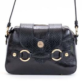 Handtasche Louvet in Schwarz