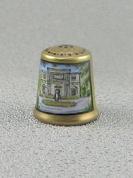 Porzellan Fingerhut - Haus Wahnfried