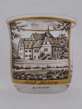 """Glas """"Schloß Kochberg"""""""