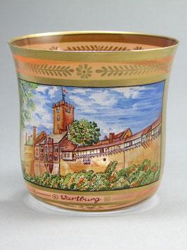 """Glas """"Wartburg bei Eisenach"""""""
